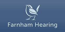 Farnham Hearing Lighter on background (0