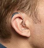 behind-the-ear digital hearing aid