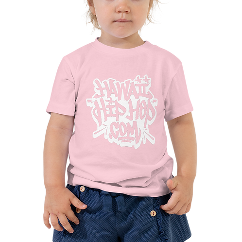 Toddler Short Sleeve Tee logo by Easetthree