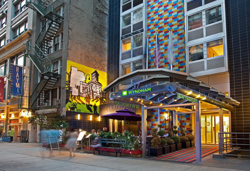 Wyndham Garden Inn, New York, NY