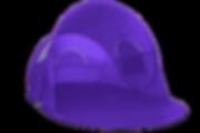 The Makai Sport Hut in Electric Purple
