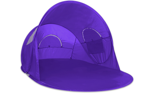 The Makai Sport Hut in Electric Purple