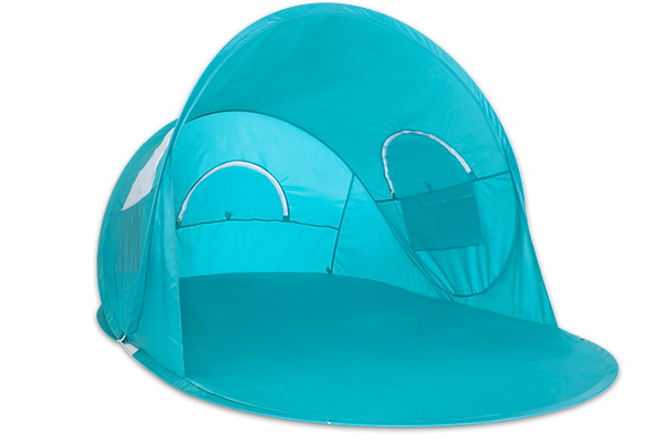 The Makai Sport Hut in Caribbean Blue