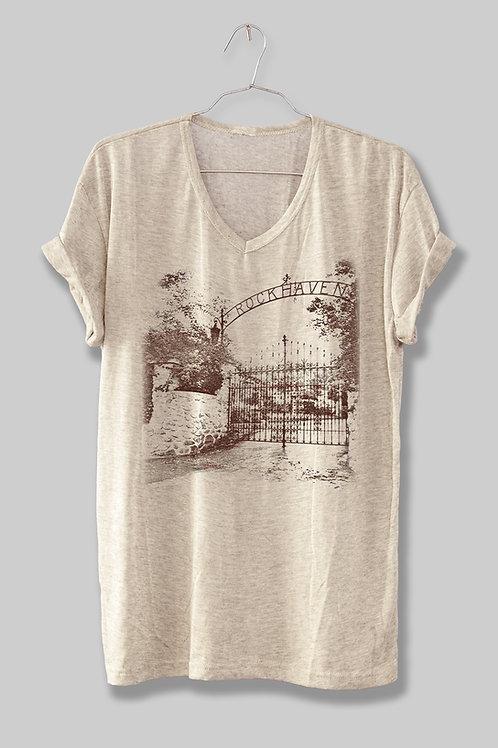 Rockhaven Sanitarium Vintage T-Shirt