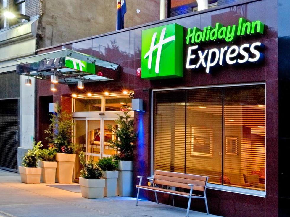 Holiday Inn Express, New York, NY