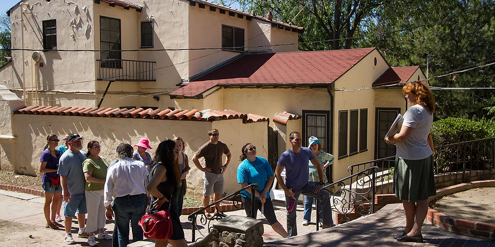 90-Minute Docent-led Tour