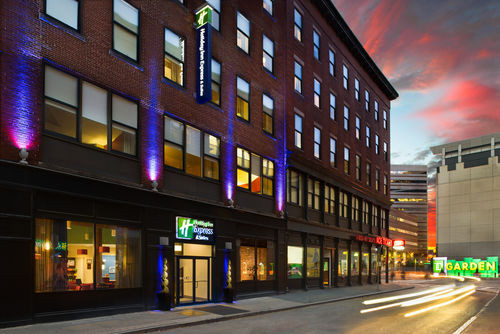 Holiday Inn, Boston, Massachusetts