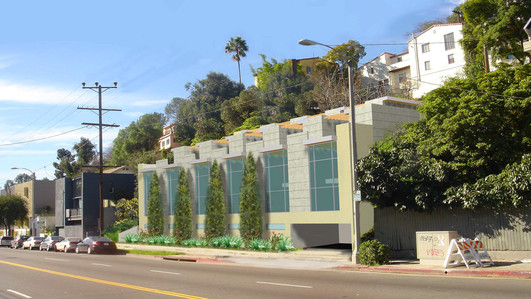 Hyperion Town Homes, Silver Lake, CA