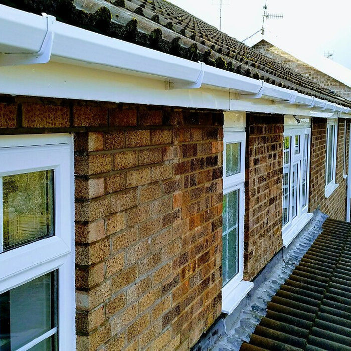 Guttering and Fascia Cleaning
