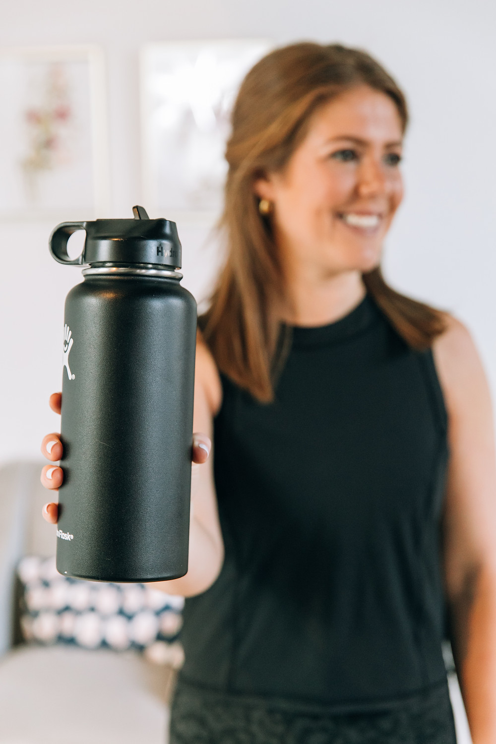 Drinking water for good pelvic health