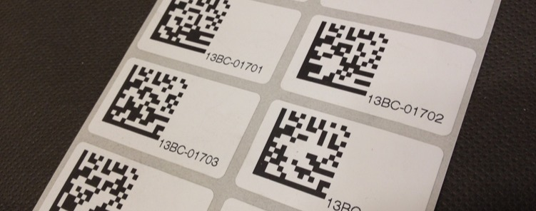 stampa etichette codice a barre