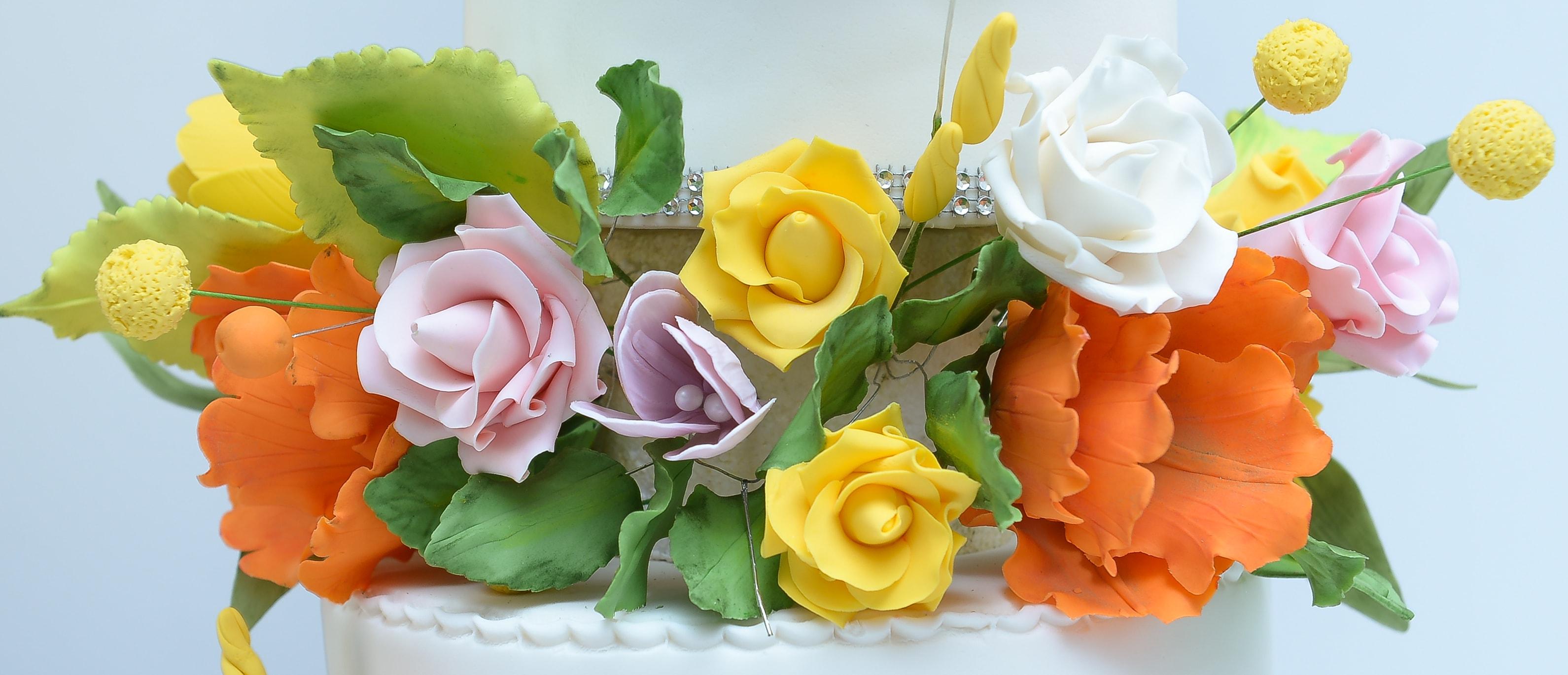 flower tier
