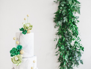 An Industrial Chic Styled Shoot