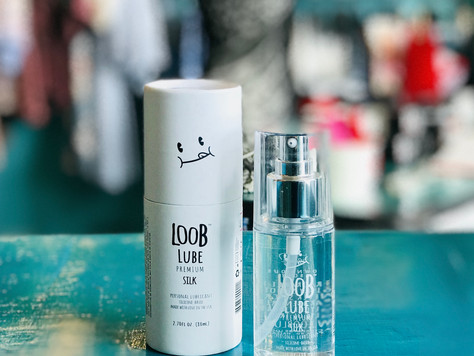 Review: LOOB Lube Premium Silk