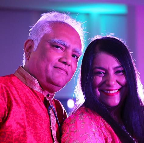 Kiran Thakrar & Anuradha Shukla
