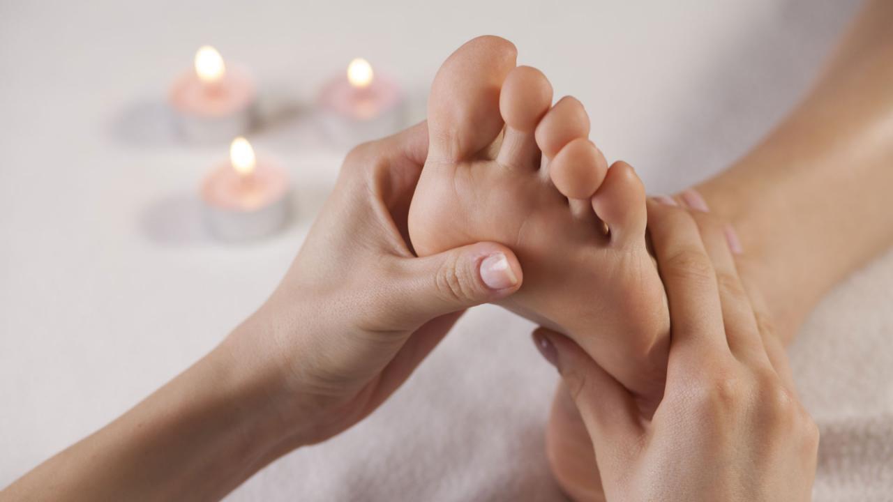 SOIN BIEN ETRE des pieds & des mains
