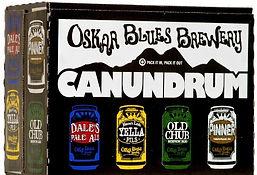 Oskar Blue Canundrum Variety