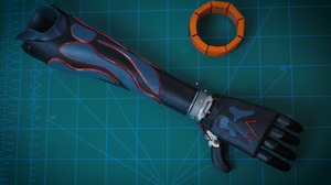 Vulcan prosthetic arm
