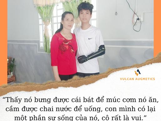 #CÁNH TAY GIA ĐÌNH 1: Chuyện mẹ con anh Thuận
