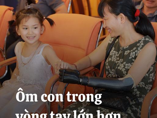 #CÁNH TAY GIA ĐÌNH 6: Chuyện mẹ con chị Tâm