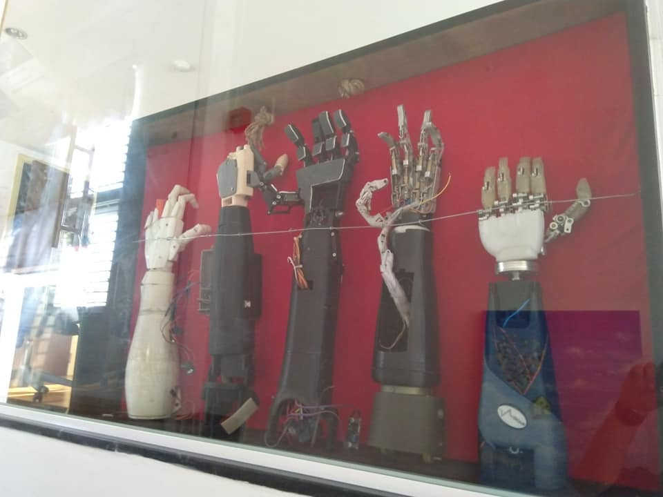 Previous Prosthetic Models
