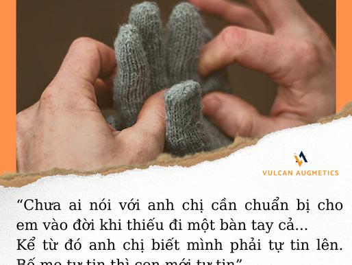 #CÁNH TAY GIA ĐÌNH 2: Chuyện bố con bé Minh