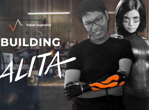 Building Alita