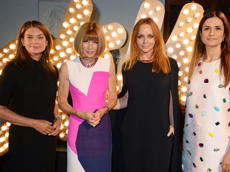 "Stella Mc Cartney et Livia Firth lancent l'inauguration de la ""Green Carpet Collection&quot"