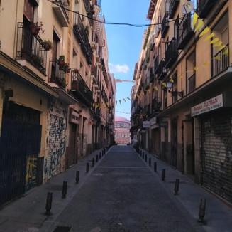 Madrid: Some reflections | Algunas reflexiones a partir del coronavirus