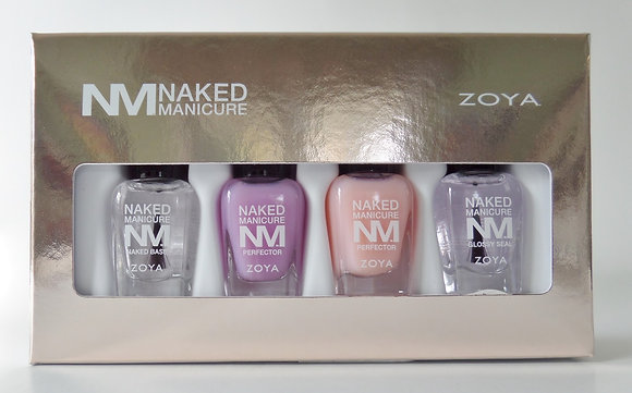 NAKED MANICURE TRAVEL KIT
