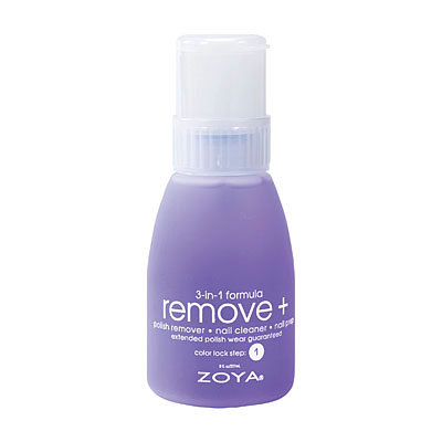 Remove Plus Nail Polish Remover 8oz