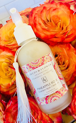 Pineapple Rose Garden Slush Cleanser - Pore Refining & Smoothing