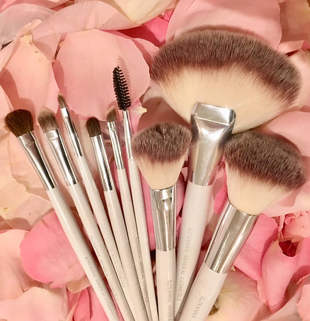 PRO FAUX 9 BRUSH SET