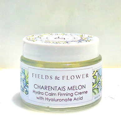 Charentais Melon Hydra Calm Firming Creme With Hyaluronate Acid