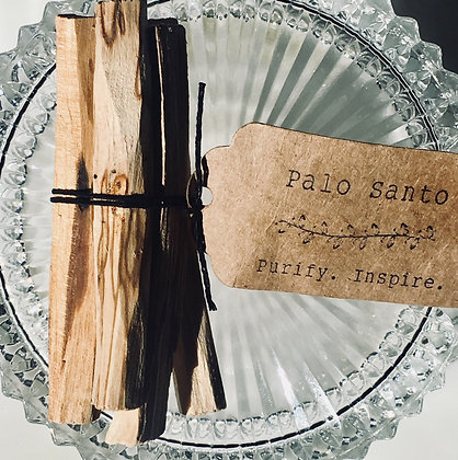 PALO SANTO - 5 STICK BUNDLE
