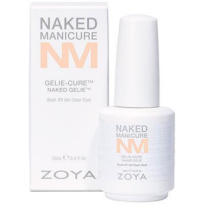 Gelie-Cure Naked Gelie 0.5oz