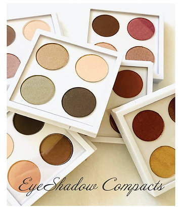 Shadow Lounge - Refillable Eyeshadow Compact by Roxanna Mineral Cosmetics