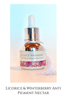 Licorice Winterberry Anti-Pigment Moon Nectar with Kojic Acid