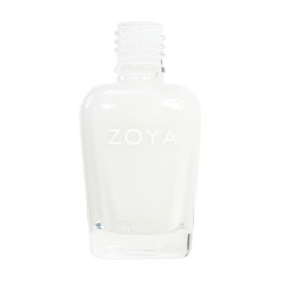 SNOW WHITE - ZOYA NAIL POLISH