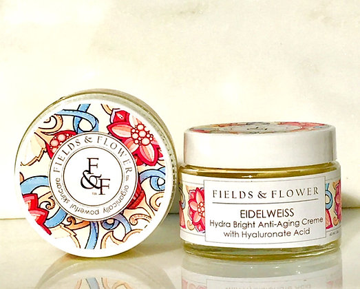 Eidelweiss Hydra Bright Anti Aging Creme With Hyaluronate Acid