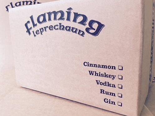 Flaming Leprechaun Mixed Case (6x70cl bottles)