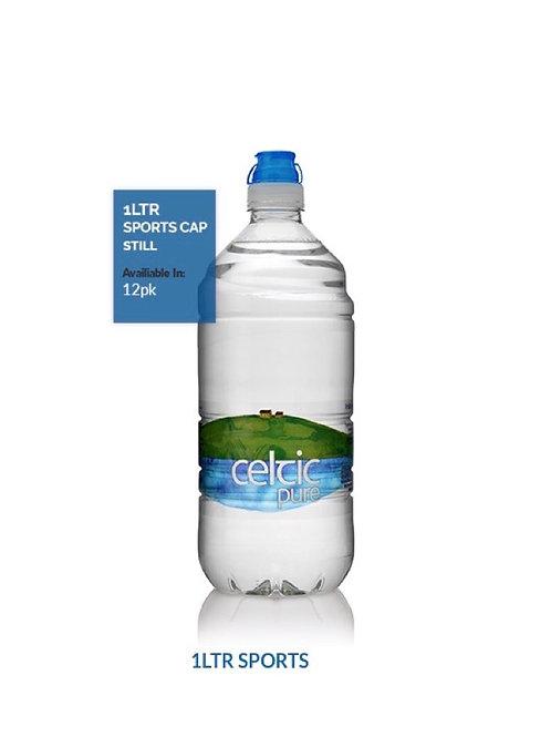 Celtic Pure Still Water Sports Cap (1ltr x 12bottles)