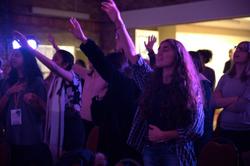 Heartfelt worship at Naujavan.