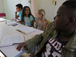 Adults study the Bible...so can kids
