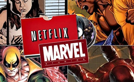 Netflix veut augmenter sa cadence de production des séries Marvel