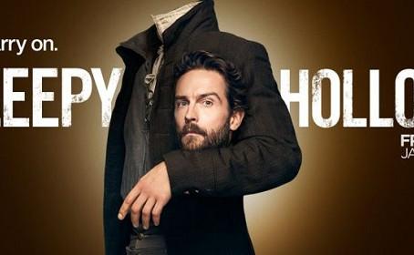 Ichabod Crane de retour sur la Fox dans la saison 4 de Sleepy Hollow