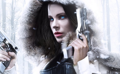 Une affiche très Lara Croftienne pour Underworld 5