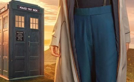 La BBC dévoile la photo officielle de Jodie Whittaker dans Doctor Who