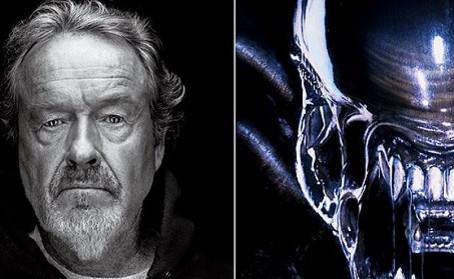 Ridley Scott veut moins d'aliens mais plus de robots dans son prochain Alien ...