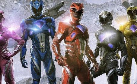 Les Power Rangers de Dean Israelite sortiront en Chine